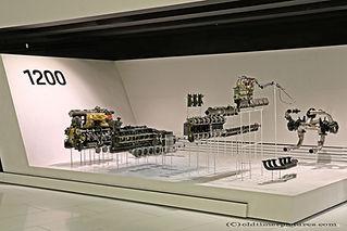 Porsche 917 Motor