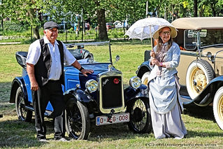 Austin Seven Cabriolet - 1933