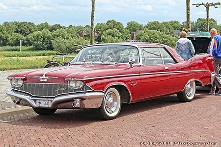 Imperial Crown Coupé 1960