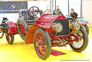 Mercedes 15/20 Runabout - 1909