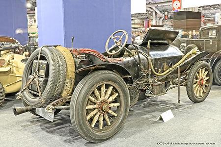 Mercedes-Simplex 35-45 Recreation - 1908