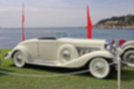 Duesenberg SJ564 Rollston Convertible - 1935