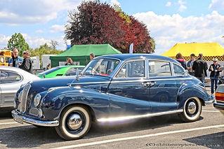 BMW 502 - 1954
