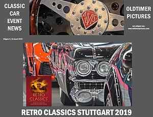 Retro Classics Stuttgart 2019