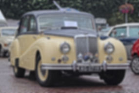 Armstrong-Siddeley Saphire Sedan - 1953