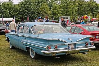 Chevrolet Bel Air - 1960