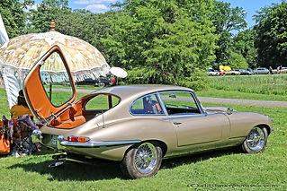 Jaguar E-Type S1 - 1966