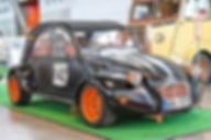 Citroën 2CV Renn-Ente
