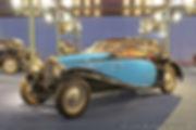 Bugatti Type 46 Coach - 1933