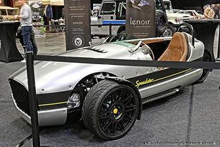 Lenoir Vanderhall Speedster