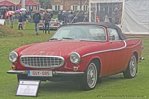 Volvo P1800 Volvoville - 1967