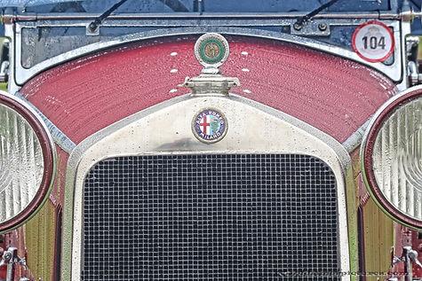 Alfa Romeo 6C 1750 Gran Sport Zagato - 1930