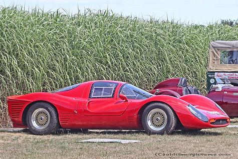 Ferrari Noble P4 - 1967