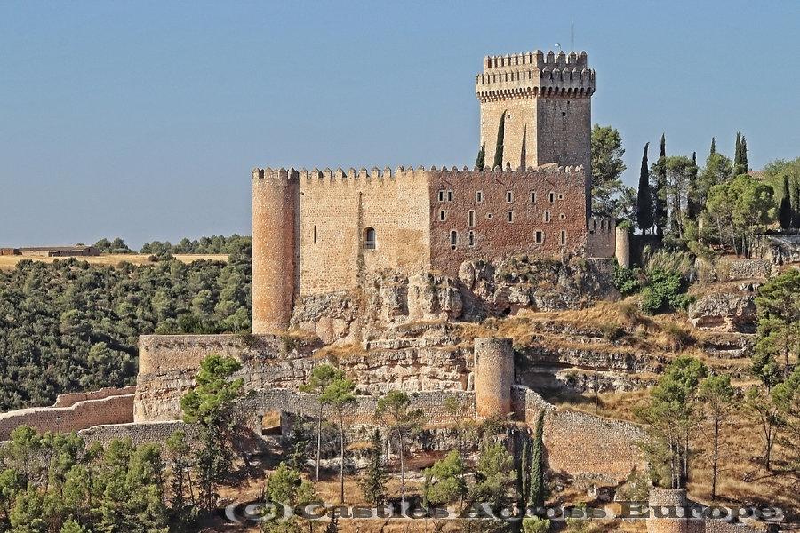Castillo de Alarcón, Spain