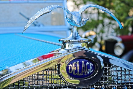 Delage D8 SS - 1931