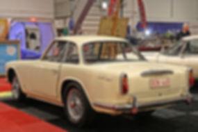 Triumph TR3A Italia by Vignale - 1961