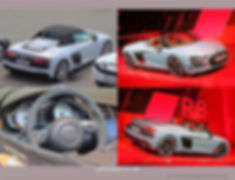 2019-Audi R8 Spyder