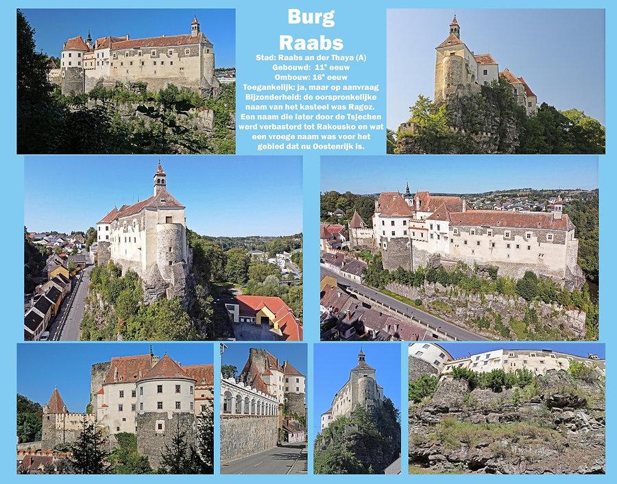 Burg Raabs, Austria
