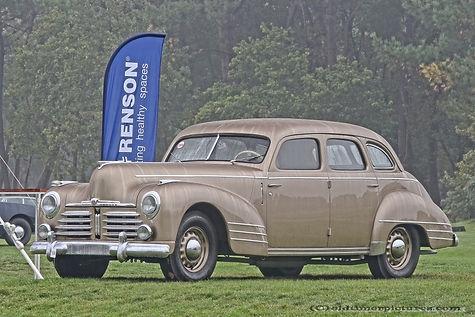 Skoda Superb OHV - 1948