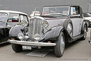 Humber 16/60 - 1935