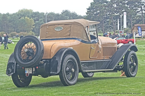 Minerva 30HP Type WW - 1923