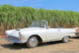 Auto Union 1000SP Cabriolet 1963