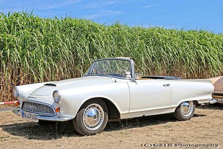 Auto Union 1000SP Cabriolet 1963