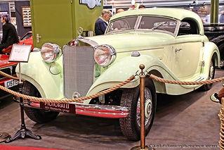 Mercedes-Benz 320 - 1938