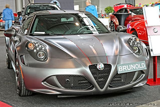Alfa Romeo 4C - 2019