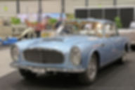 Alvis TE 21 Super by Graber - 1964
