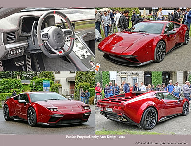 2018-Panther ProgettoUno by Ares Design