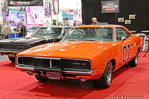 Dodge Charger - 1969 (Dukes of Hazzard)
