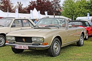Peugeot 504 Cabriolet - 1975