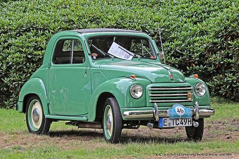 Fiat 500 C Topolino - 1949