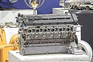 1995 FERRARI F50 MOTEUR V12