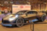 Bugatti Divo - 2019
