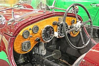 Riley Monaco Brooklands Boattail - 1933