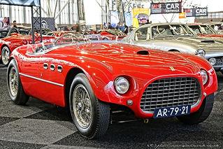 Ferrari 250MM Barchetta Vignale - 1953