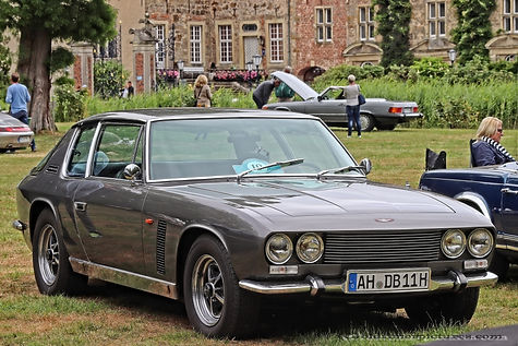 Jensen Interceptor - 1967