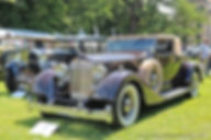 Packard 1107 Roadster - 1934