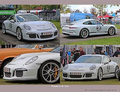 2016-Porsche 911 R