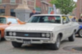 Chevrolet Caprice - 1969