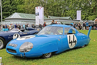 CD Panhard LM64 by Chappe & Gassalin - 1964