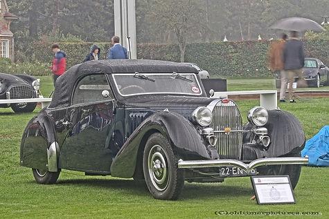Bugatti Type 57 - 1938