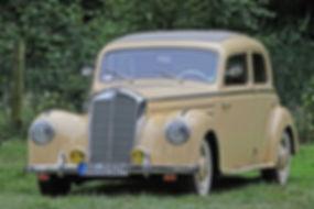 Mercedes-Benz 170 S - 1952