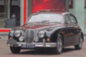 Jaguar Mk II 3.8 - 1961