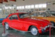 Volvo Coupé de Mola -1961