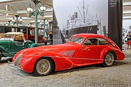 Alfa Romeo Type 8C 2,9A Coach - 1936