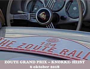 Knokke-Heist Rallye Concours 2018