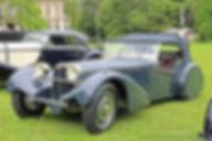 Bugatti 57S Sports Tourer by Vanden Plas - 1937